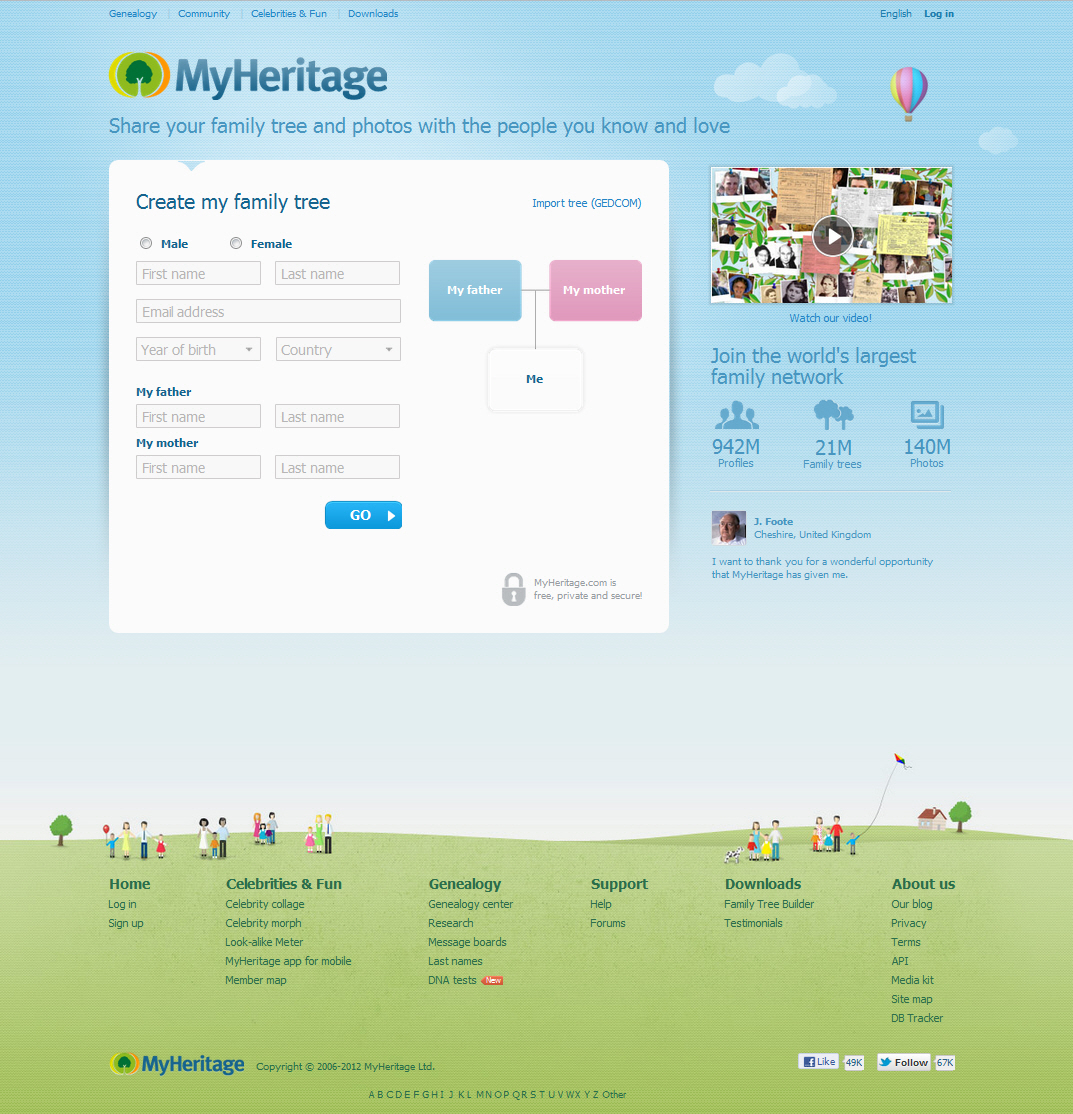 MyHeritage: Do You Look Like A Celebrity ...
