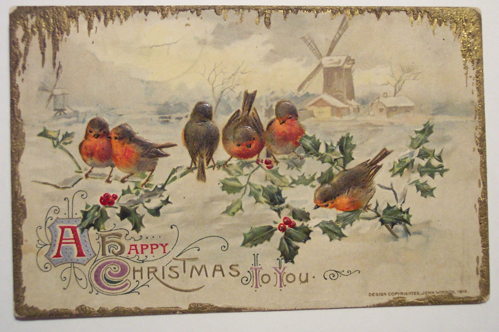family mysteries revealed through holiday cards and