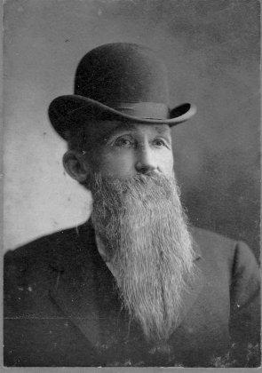 Green Berry Holder als vertegenwoordiger van zijn regio in het staatsparlement van Georgia 1905-1906