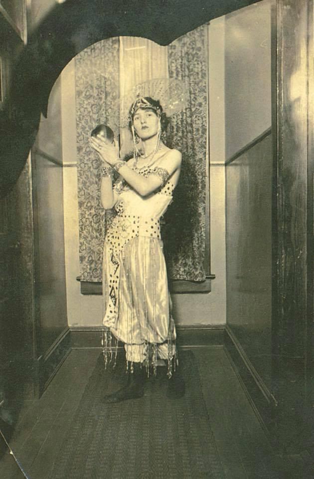 Susan's grandmother, Susie Kusnir Allen, 1920