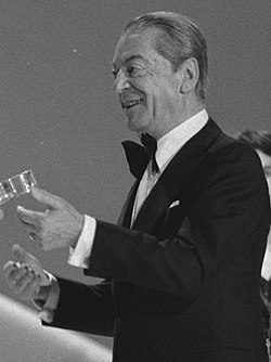 Marcel Bezençon (1907–1981), founder of the Eurovision Song Contest.