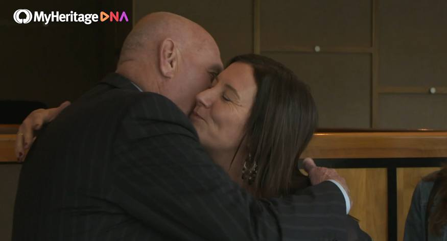 Tracy Shand Finds Her Birth Father After Years of Searching