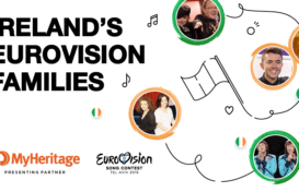 Irish Eurovision Contestants: All in the Family