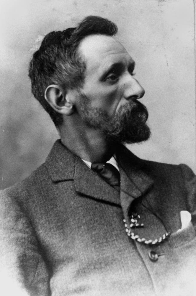 Clement Wragge, John Oxley Library, State Library of Queensland, 1901