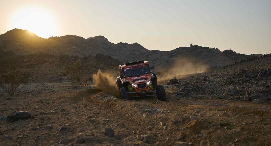 Trailblazing in the Arabian Desert: MyHeritage Sponsors Team Competing in 2021 Dakar Rally