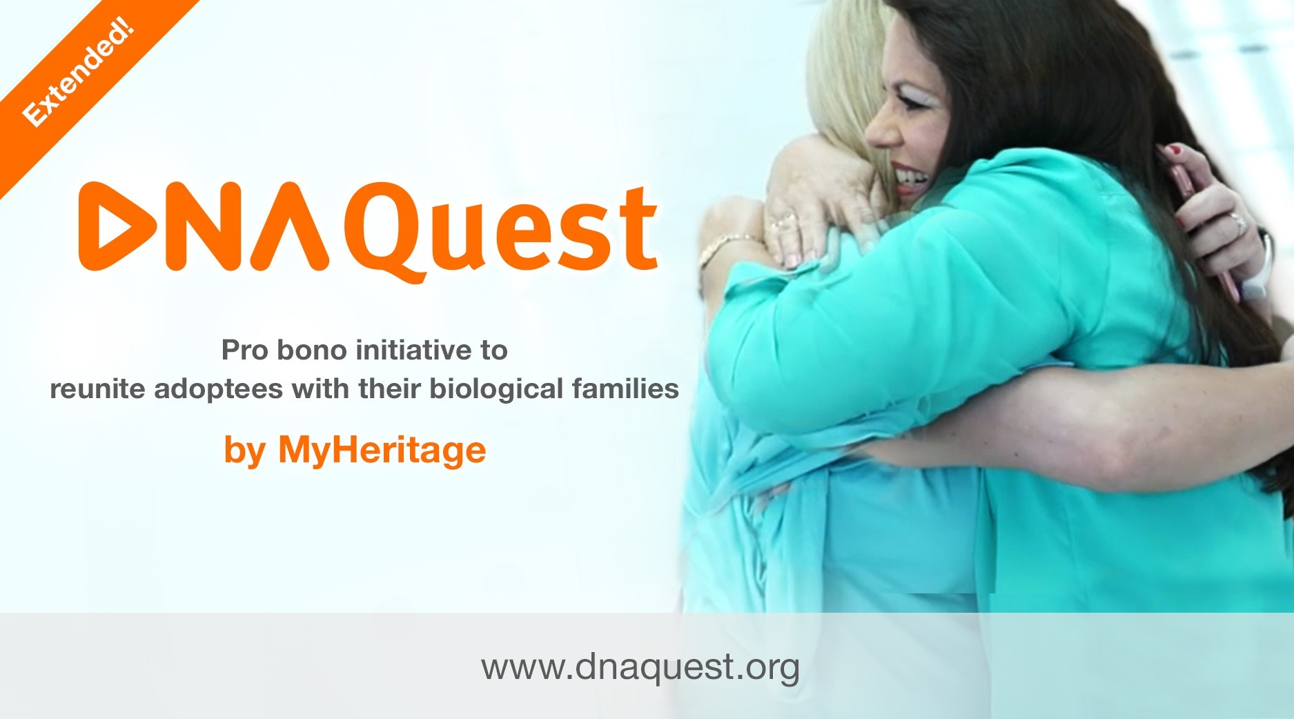 DNA Quest Initiative Is Extended