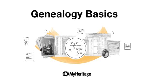 Genealogy Basics Chapter 3: Discovering Historical Records