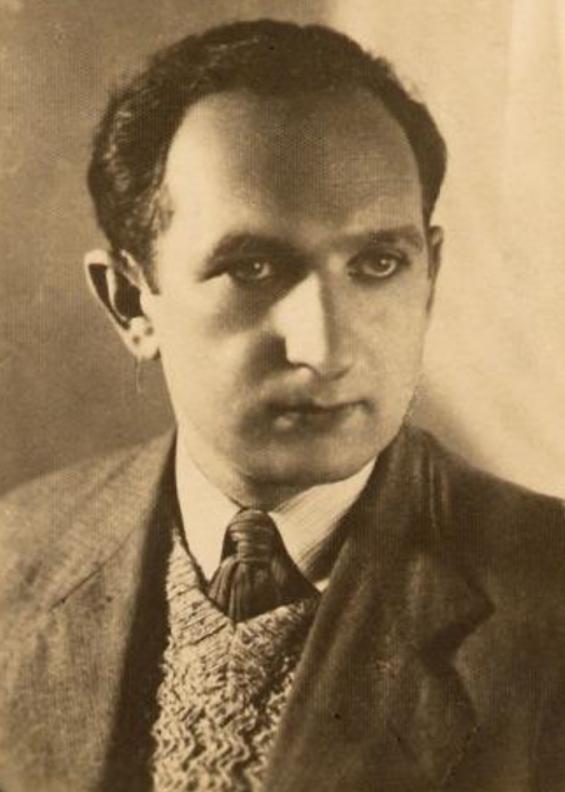 Abrasha Chwojnik, partisan.