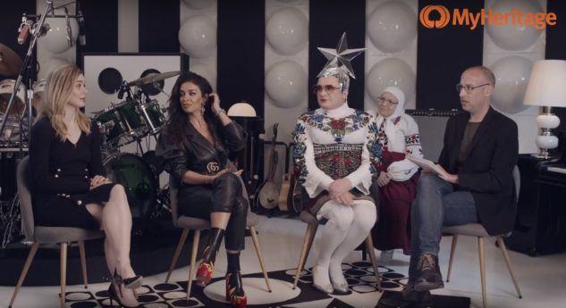 Eurovision Legends Discover Their Ethnic Origins Through MyHeritage DNA
