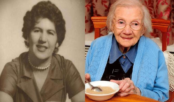 Jessie Gallan, then and now [credit: zeptha.com]