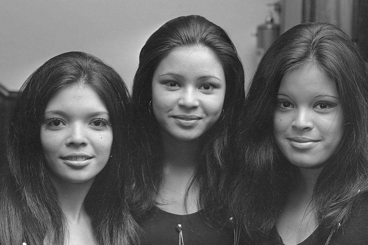 Bianca, Stella, and PatriciaMaessen, Hearts of Soul, 1970