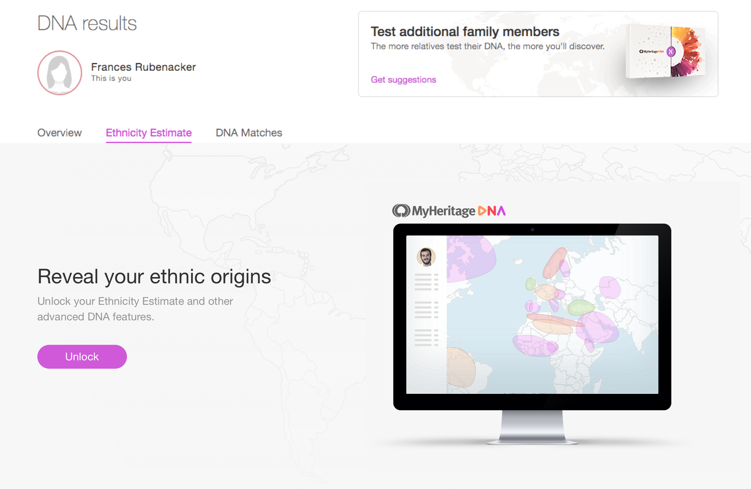 Starting Today: New DNA Upload Policy - MyHeritage Blog