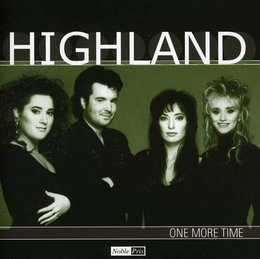 One More Time, 1992 Single Highland [Credit: lyricsvault.mobi]