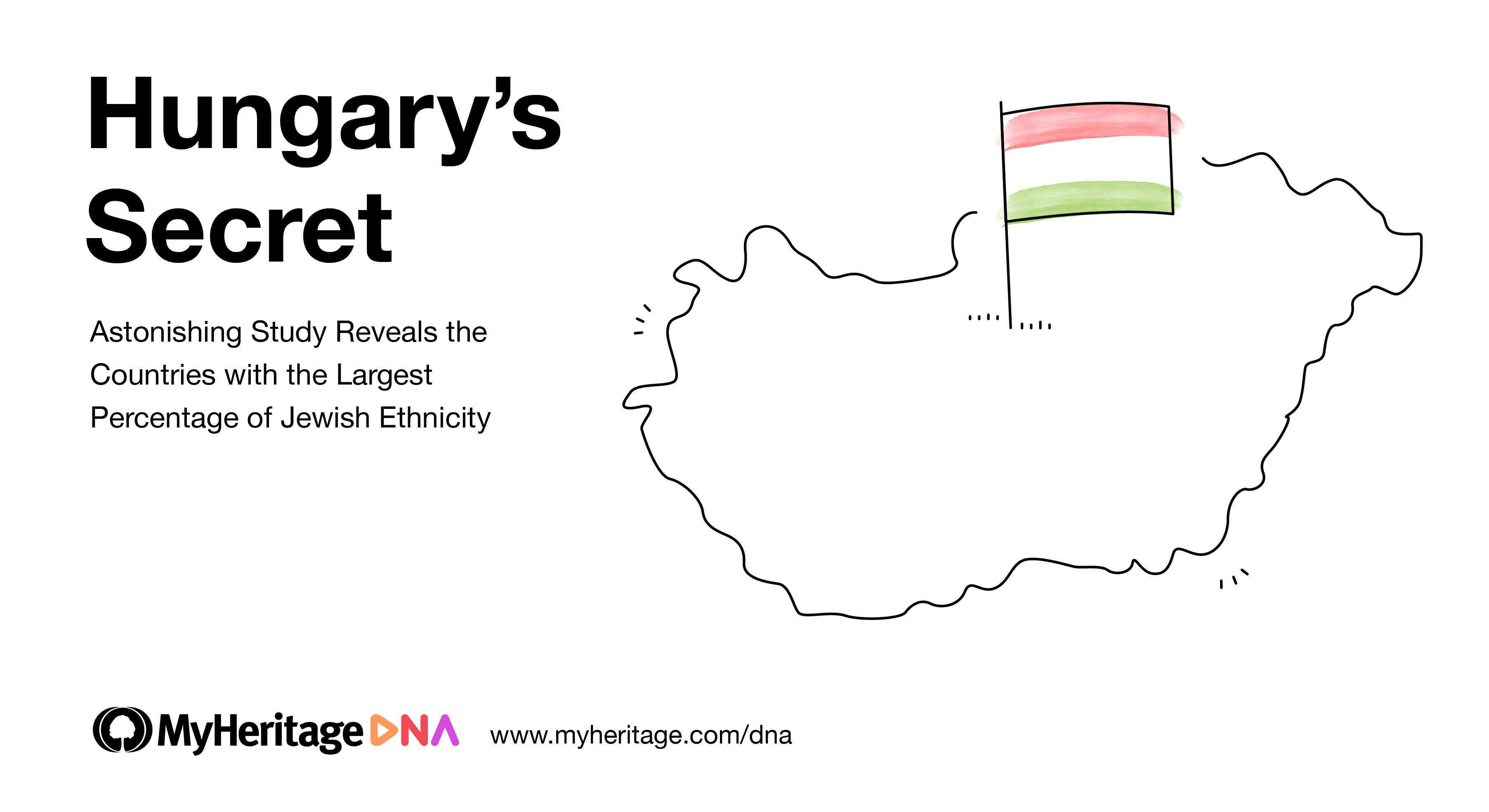 Hungary's Secret: New Study by MyHeritage Reveals that Hungary Has the World's Second Largest Percentage of Population with Jewish Ancestry
