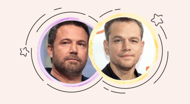 Best Friends Ben Affleck and Matt Damon Are Actually Related!
