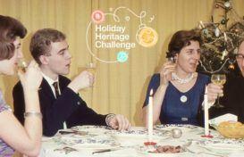 #HolidayHeritage Challenge Week #3
