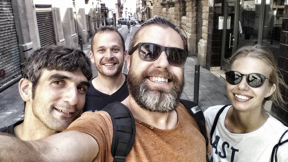 Meet the Team: An Interview with Gershon from Design