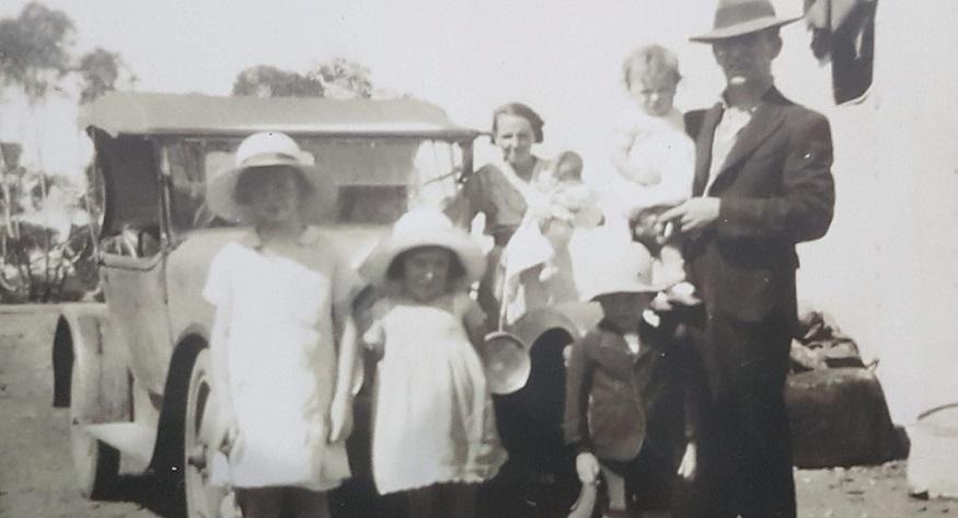 Australian Surprise: DNA for the family win