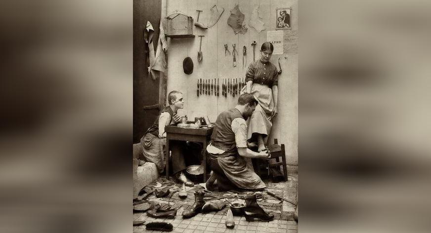 Extinct Crafts: Shoemaking