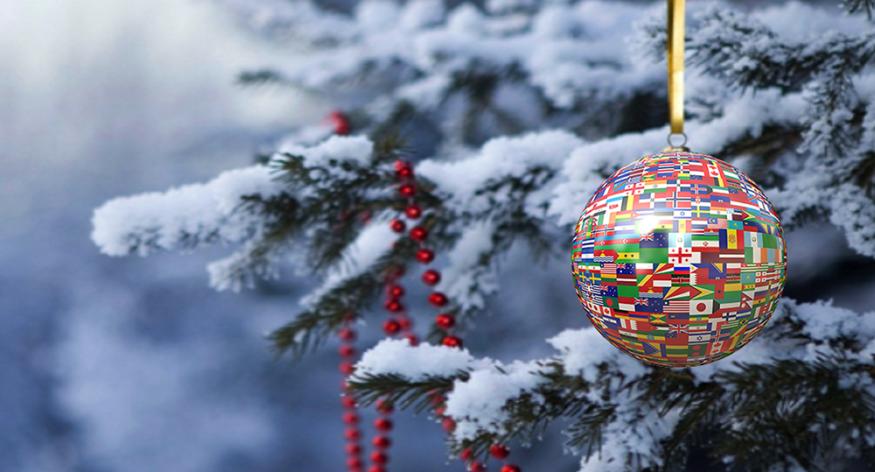 Christmas Traditions Around The World.Christmas Traditions Around The World Myheritage Blog