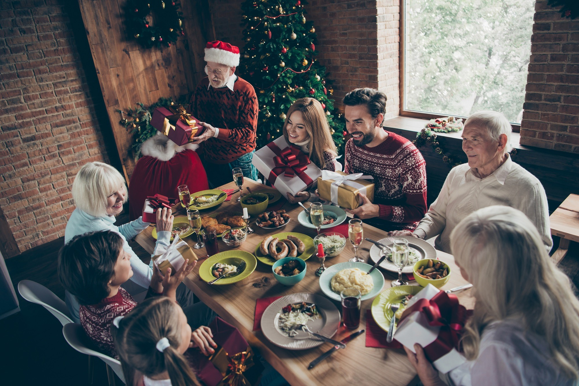 The holidays can be the perfect time to start talking about your family's health history