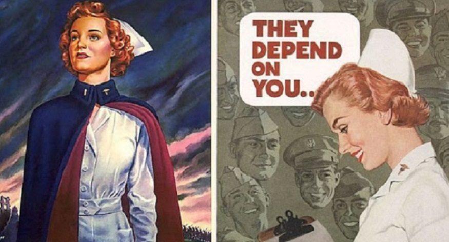 The Unsung Heroes of World War II: Nurses & Medics