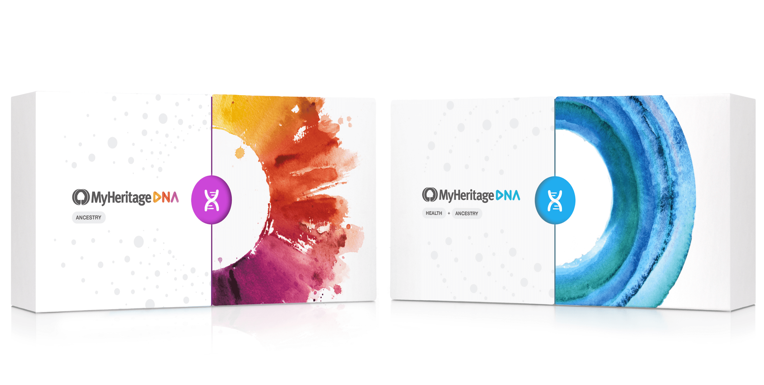 Introducing the MyHeritage DNA Health+Ancestry Test