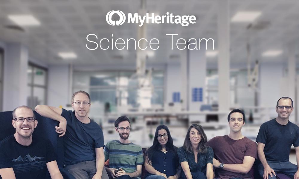 Meet the MyHeritage Science Team