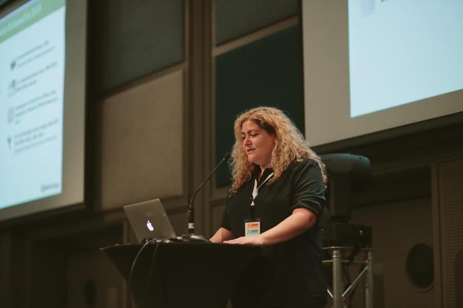 Maya Lerner, produktleder ved MyHeritage